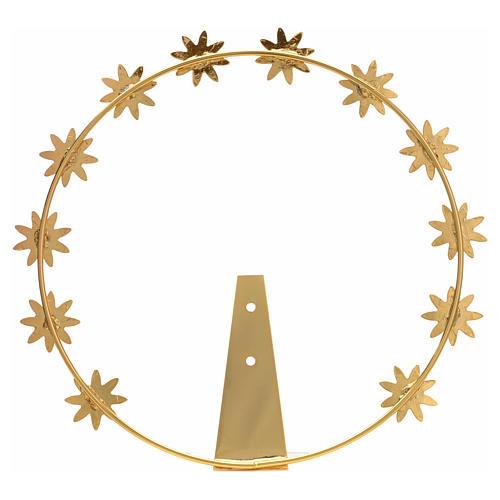 Aureola con stelle 8 punte 2
