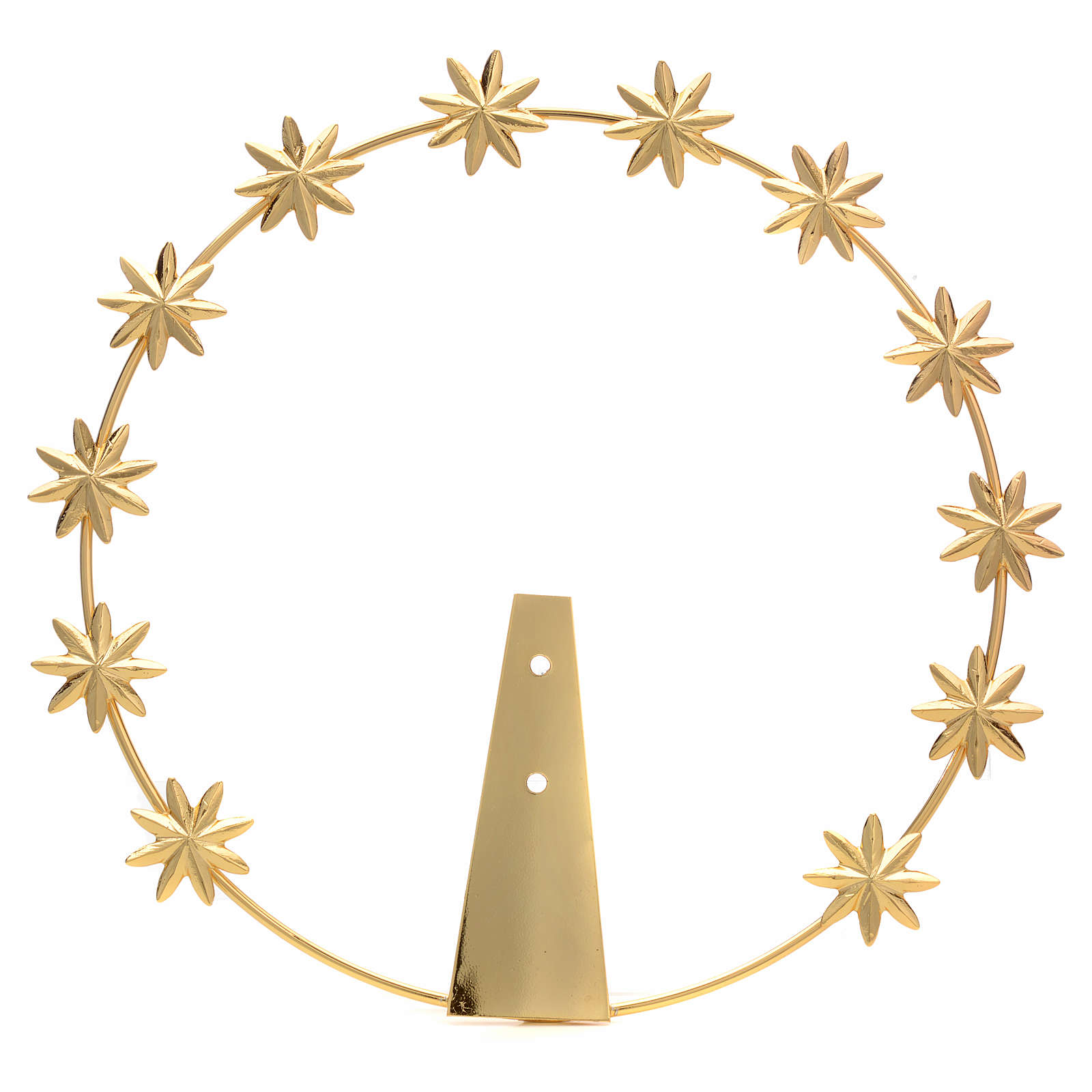 Halo with 8 pointed stars 3