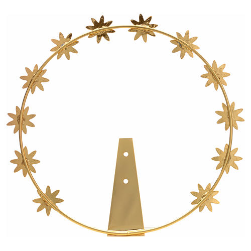 Halo with 8 pointed stars 2