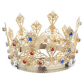 Corona Ducale dorata s2