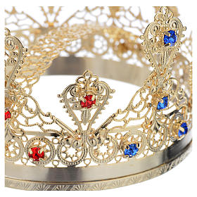 Corona Ducale dorata s3