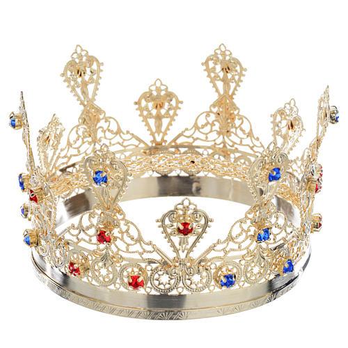 Corona Ducale dorata 1