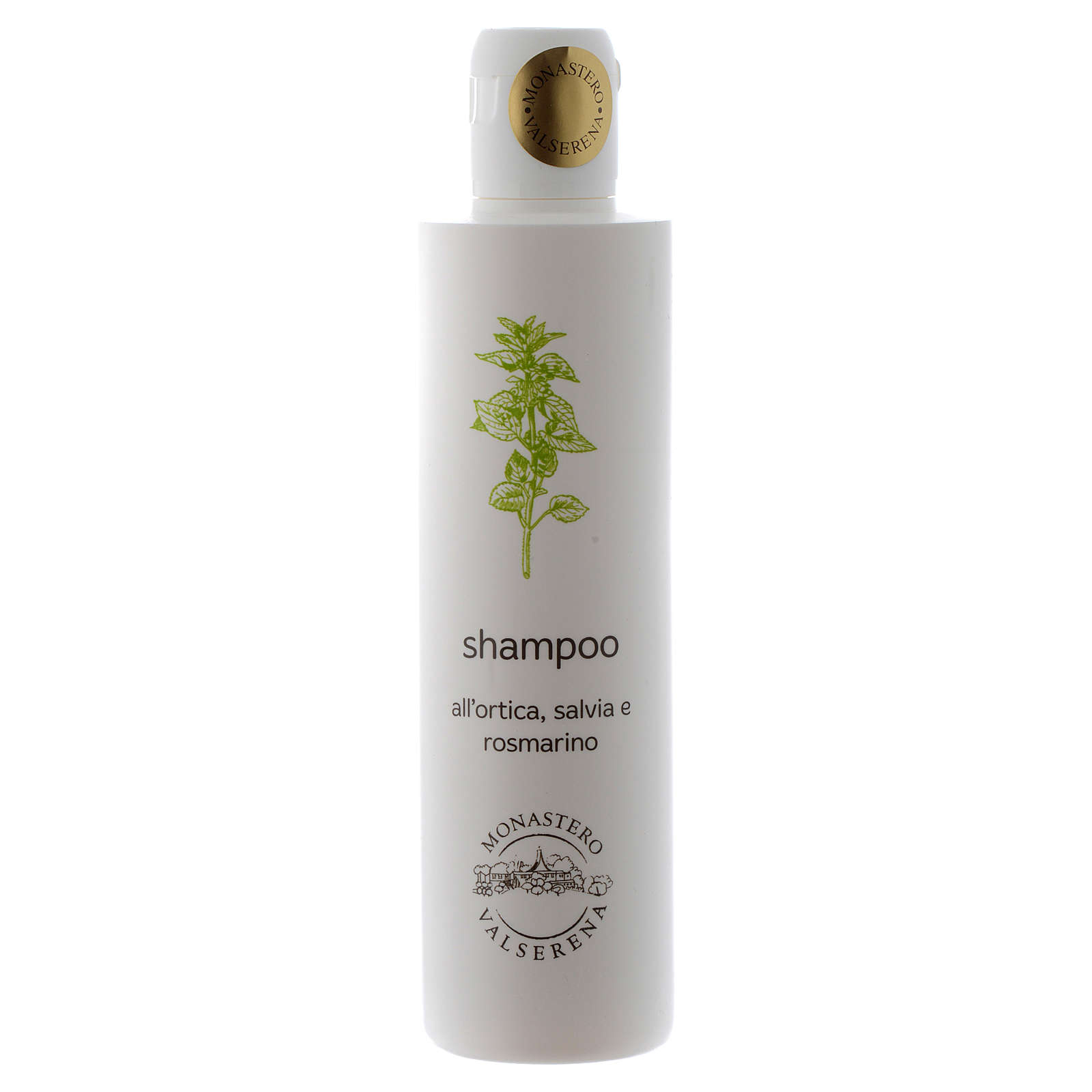 Shampooing à l'ortie et romarin 250ml 4
