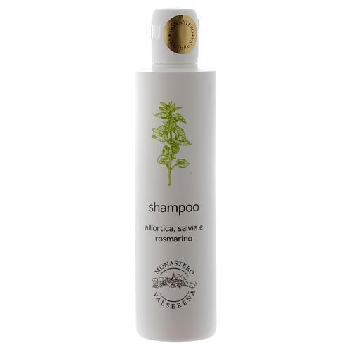 Shampooing à l'ortie et romarin 250ml 1