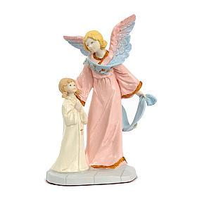 Ange gardien avec petite fille s1