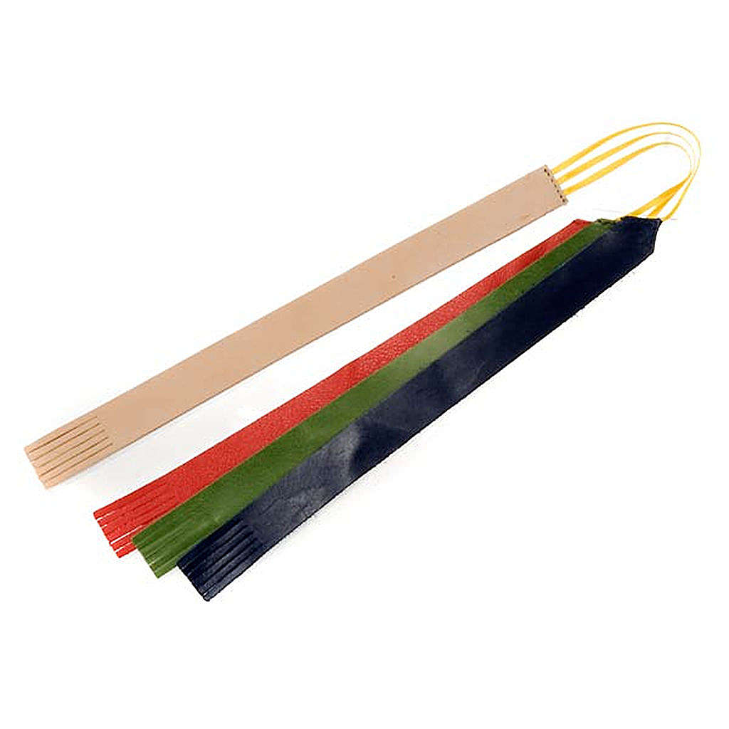 Bookmark for Missal or Lectionary, 3 ribbons 4