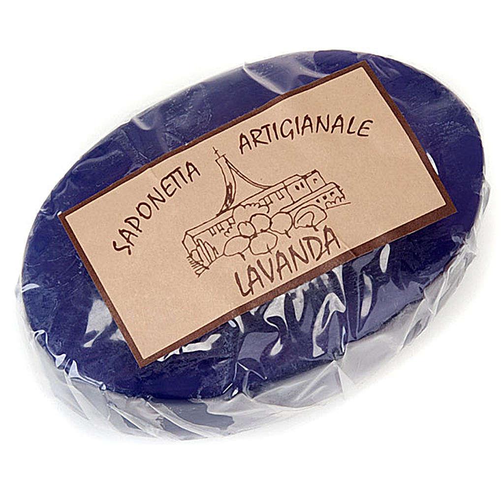 Jabón Trapense lavanda 100gr 4