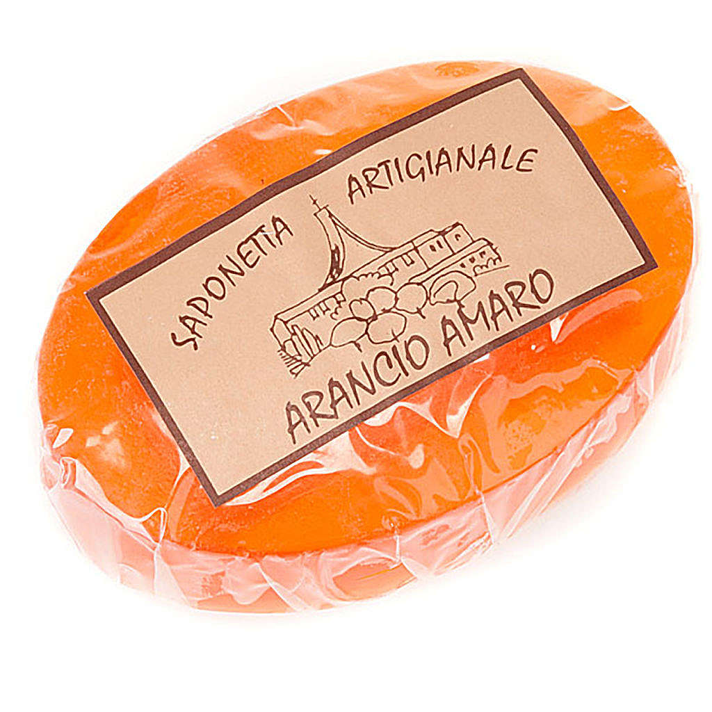 Bitter orange soap 10 gr- Trappist nuns 4