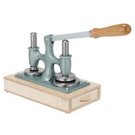 Machine duplex pour couper les hosties s1