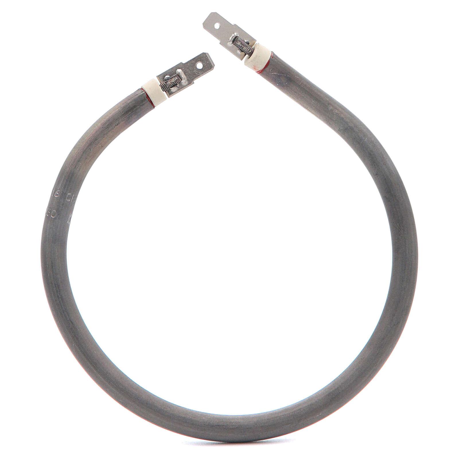 Elektrischer Widerstand (Ersatzteil) fűr Hostieneisen, 650 Watt 3