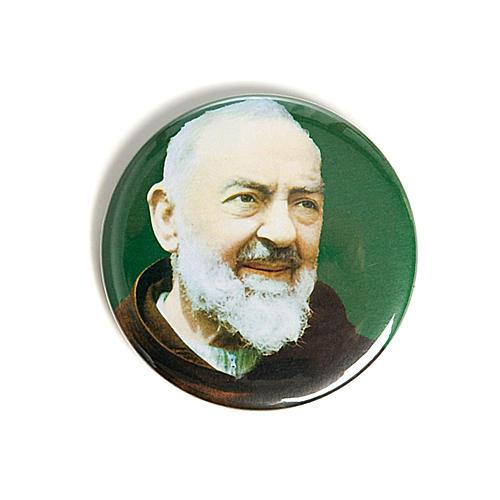 STOCK Magnete Padre Pio da Pietrelcina 1