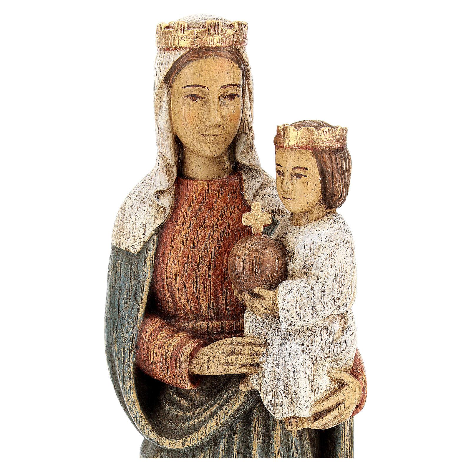 Vierge reine 4