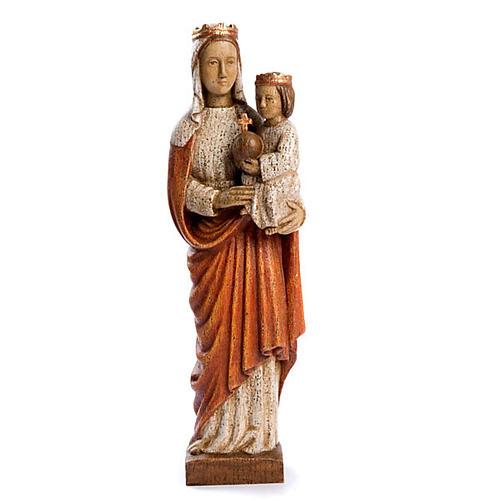 Vierge reine 1