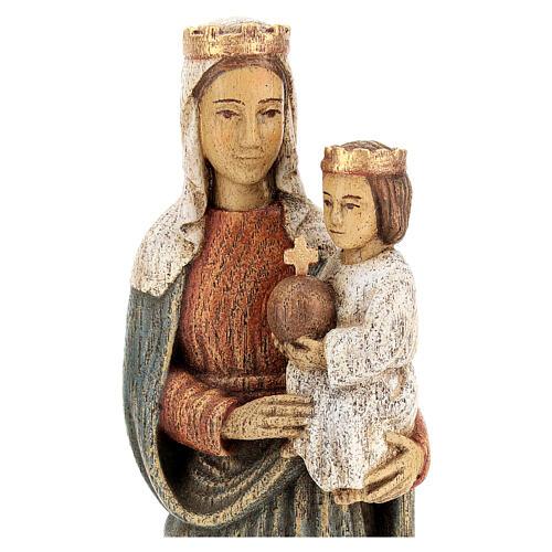 Vierge reine 5