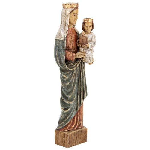 Vierge reine 7