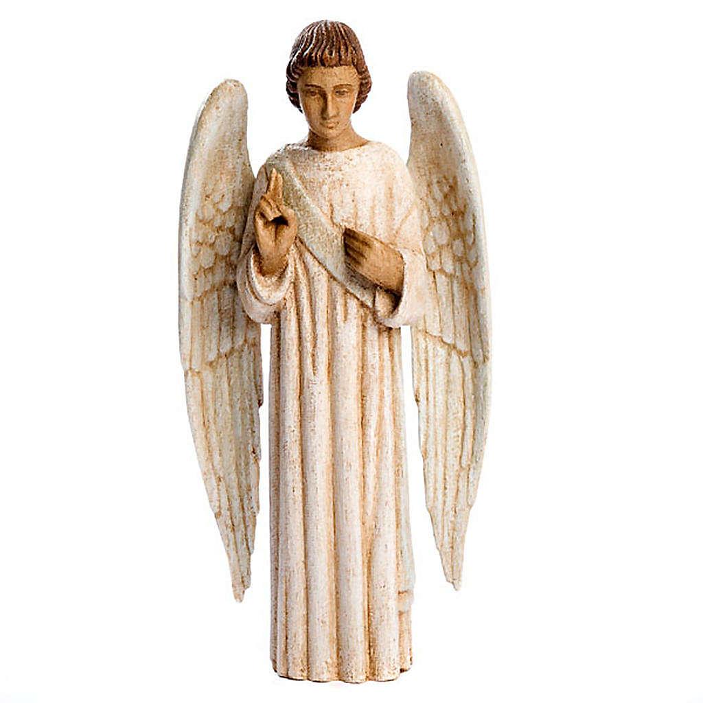 Angelo dell'Annunciazione veste bianca 4
