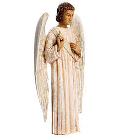 Angelo dell'Annunciazione veste bianca s3