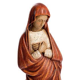 Statua Vergine dell' Annunciazione s2