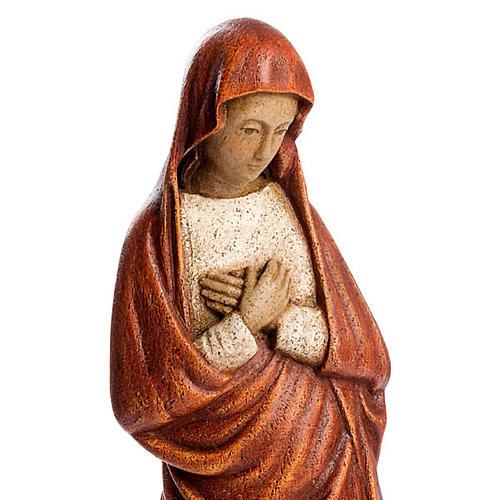 Statua Vergine dell' Annunciazione 2