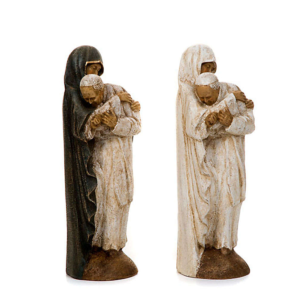Maria e Giovanni Paolo II 4