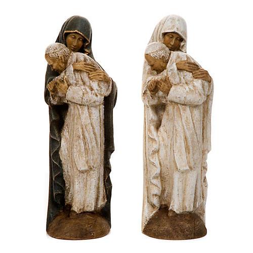 Maria e Giovanni Paolo II 1