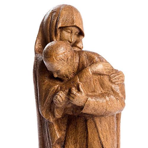 Maria con Giovanni Paolo II 2