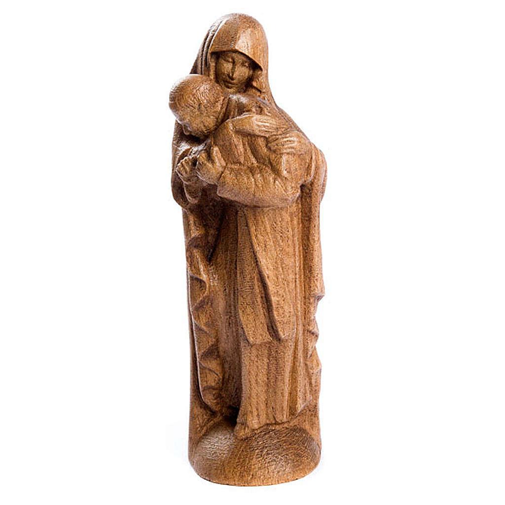 Mary with John Paul II 4