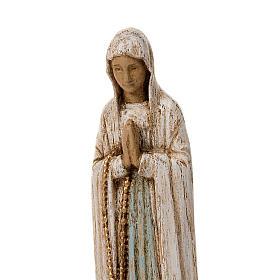 Nostra Signora di Lourdes legno Bethléem s2