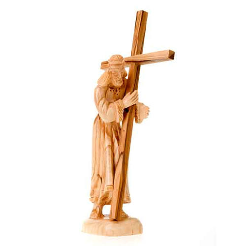 Cristo traz a cruz 1