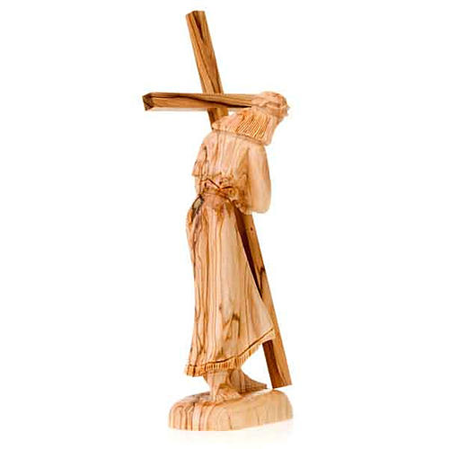 Cristo traz a cruz 4