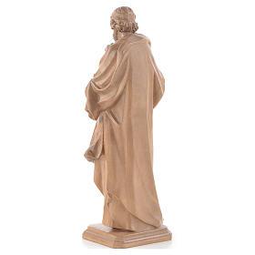 São José de Guido Reni madeira Val Gardena patinada s3