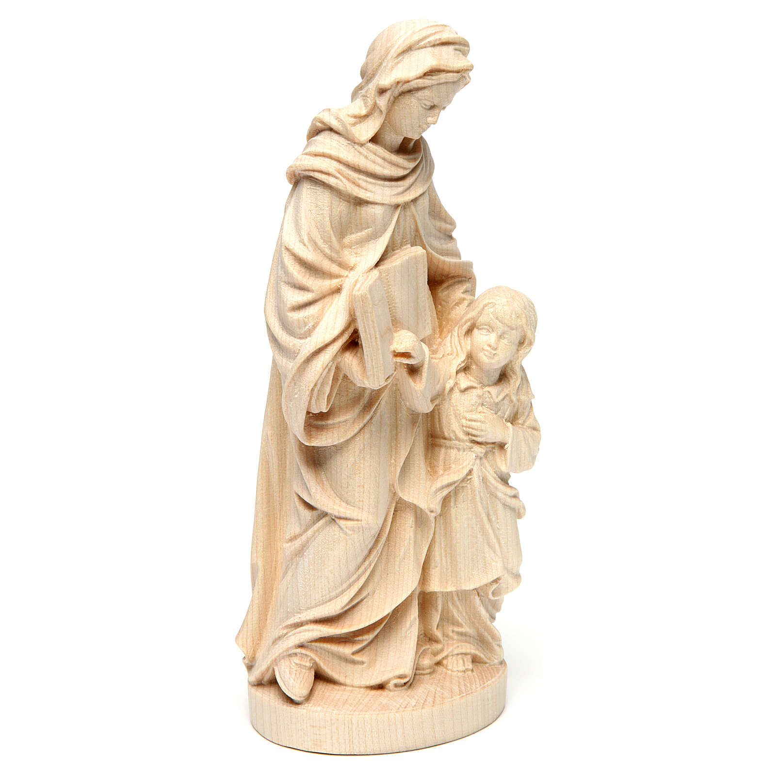 Sant'Anna naturale legno acero Valgardena 4