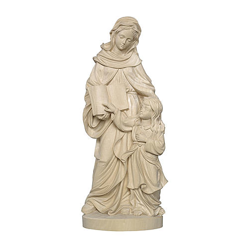 Sant'Anna naturale legno acero Valgardena 1