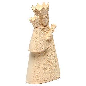 Madonna di Altötting legno Valgardena naturale s4