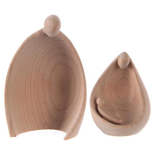 Famiglia Ambiente Design legno ciliegio Valgardena naturale 2