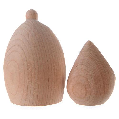 Famiglia Ambiente Design legno ciliegio Valgardena naturale 3