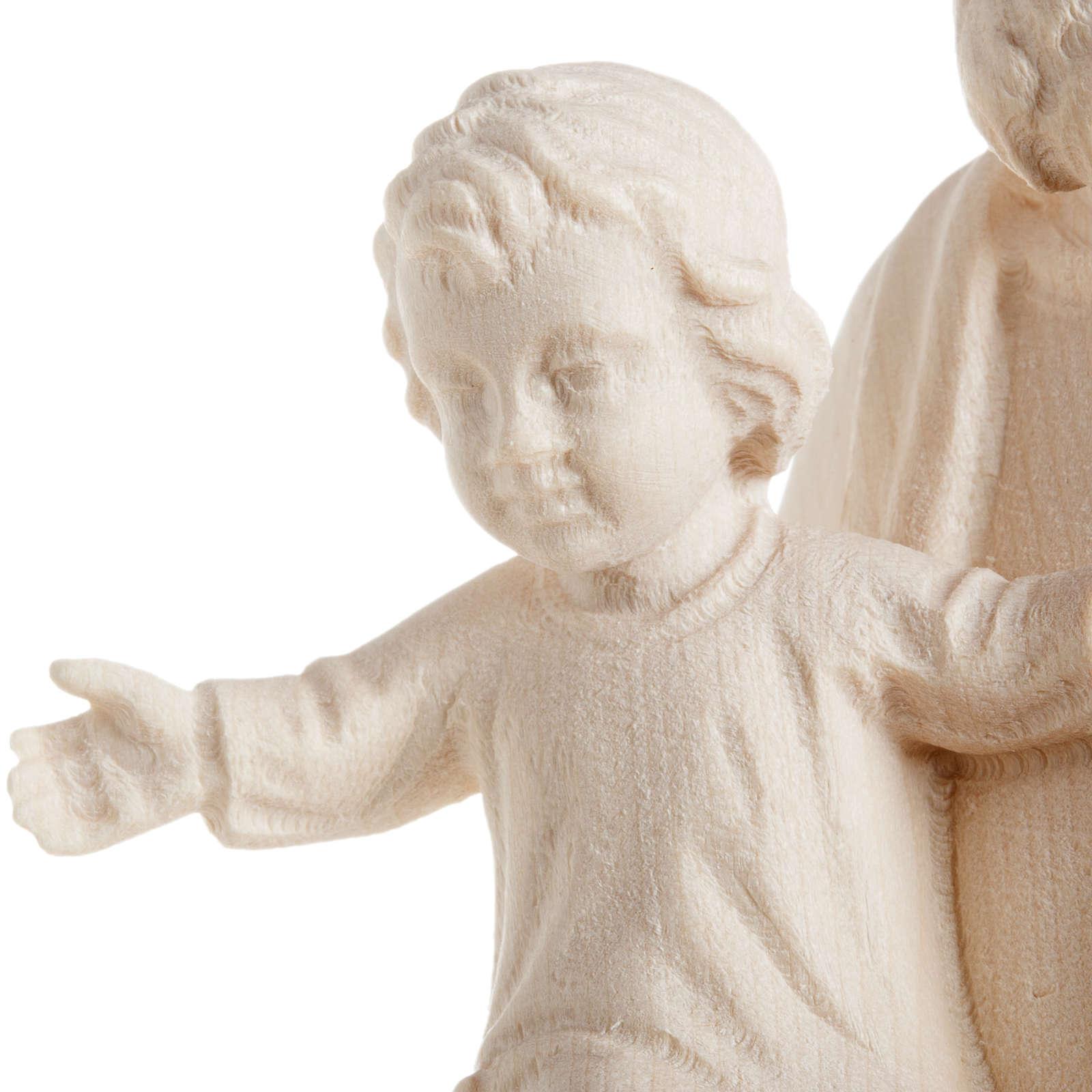 Heilig Joseph mit Kind und Lilie 4