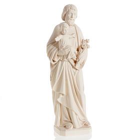 Heilig Joseph mit Kind und Lilie s1