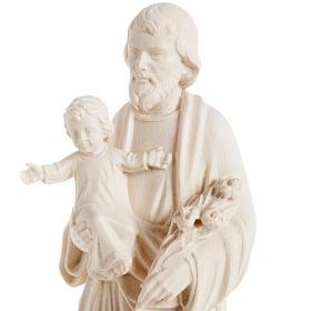 San Giuseppe con Bambino e giglio s2