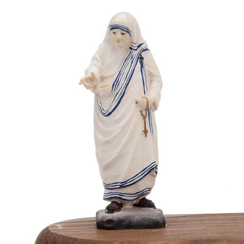 Mother Teresa with Votive Candle 3