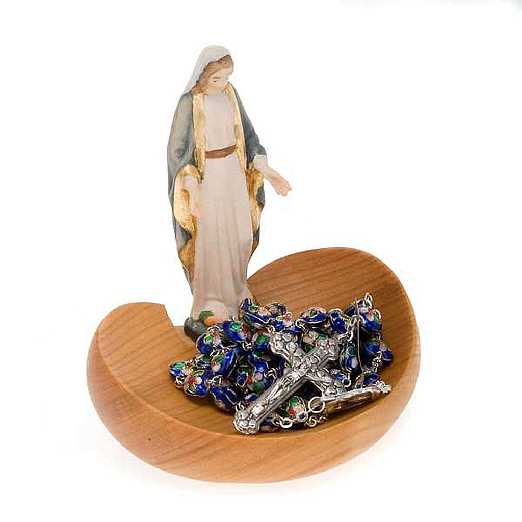 Santa Vergine con portarosario 4