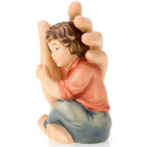 Hand of God with child 2