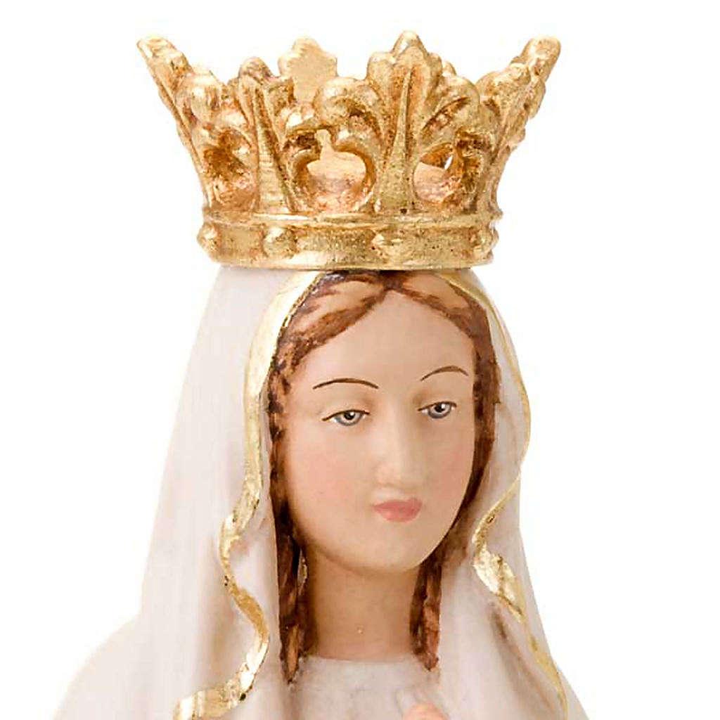 Vierge de Lourdes couronnée 4