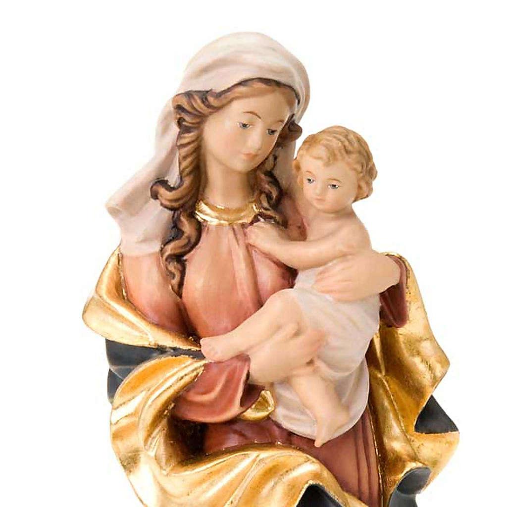 Statua Madonna del cuore 4