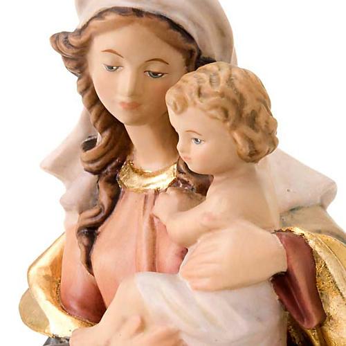 Statua Madonna del cuore 2