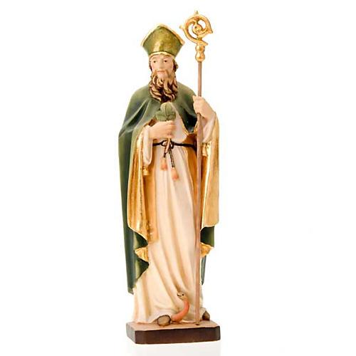 Saint Patrick statue 1