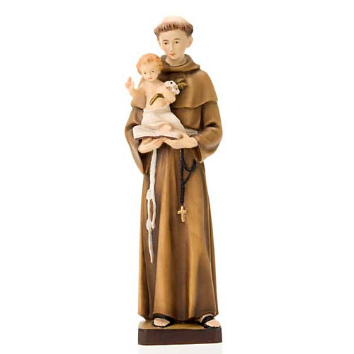 Saint Anthony of Padua with Jesus 30 cm 1
