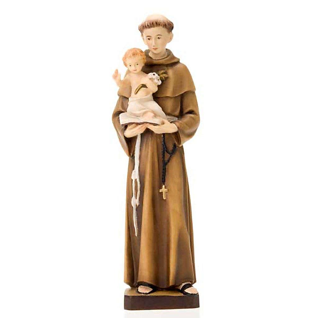 Sant'Antonio di Padova con Gesù 30 cm 4