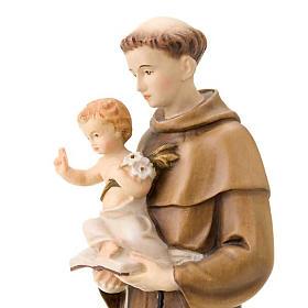 Sant'Antonio di Padova con Gesù 30 cm s3