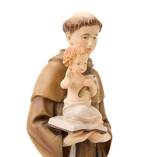 Sant'Antonio di Padova con Gesù 30 cm 2